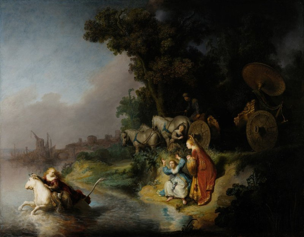 Rembrandt Harmensz. van Rijn - The Abduction of Europa.jpg