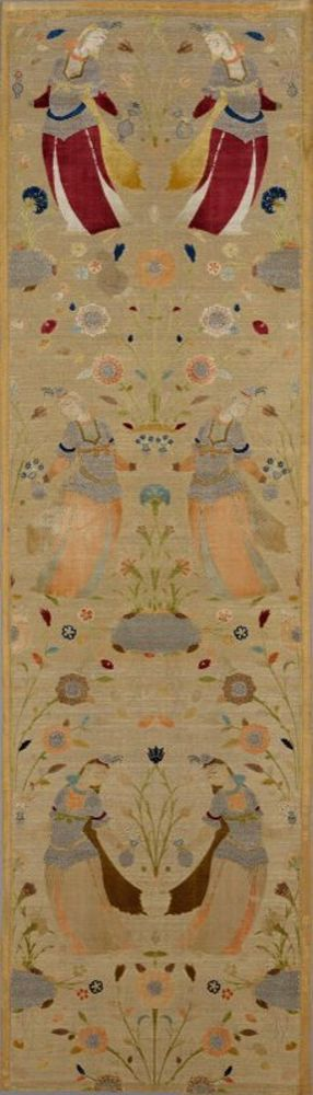 Unknown, Iran, 17th Century - Silk Velvet Textile.jpg